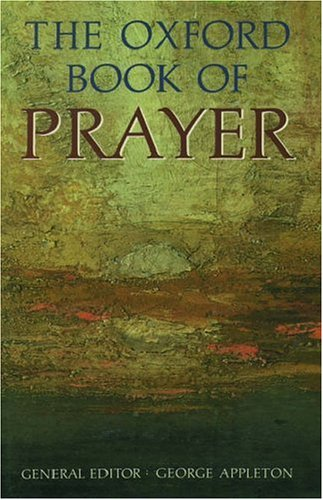 9780192821089: The Oxford Book of Prayer (Oxford paperbacks)