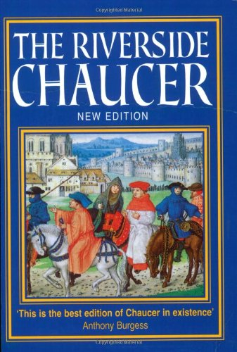 9780192821096: The Riverside Chaucer, 3rd Ed.