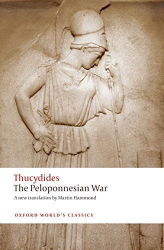 9780192821911: The Peloponnesian War (Oxford World's Classics)