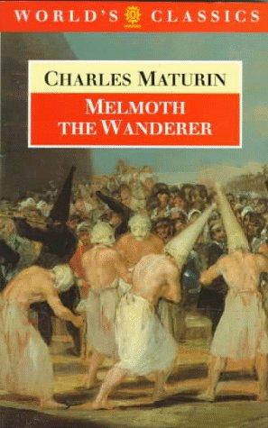 9780192821997: Melmoth the Wanderer (The World's Classics)