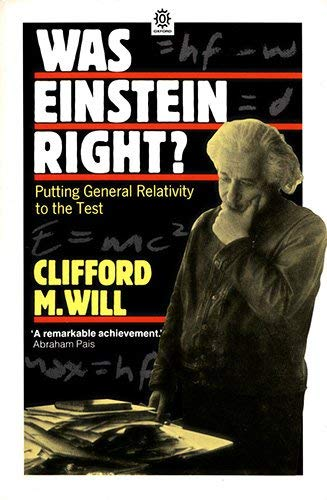 9780192822031: Was Einstein Right?: Putting General Relativity to the Test (Oxford Paperbacks)