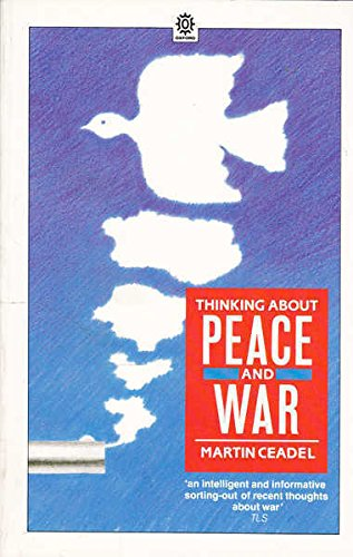 9780192822314: Thinking About Peace and War (Opus Books)