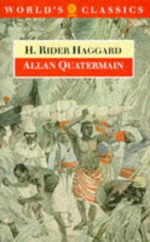9780192822970: Allan Quatermain (The World's Classics)