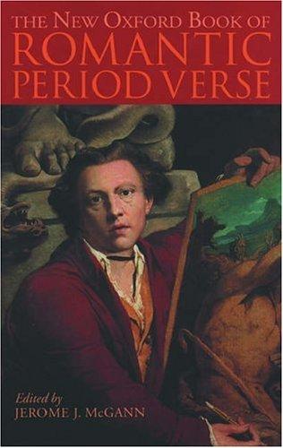 9780192823298: The New Oxford Book of Romantic Period Verse