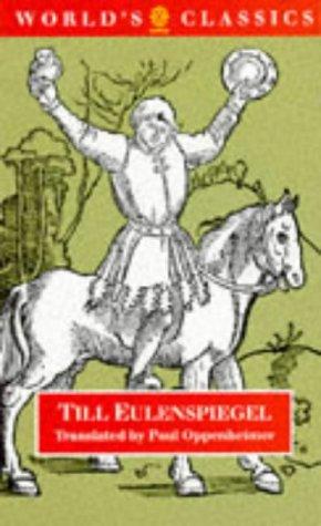 9780192823434: Till Eulenspiegel: His Adventures (The World's Classics)
