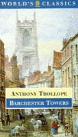 9780192823939: Barchester Towers (World's Classics)