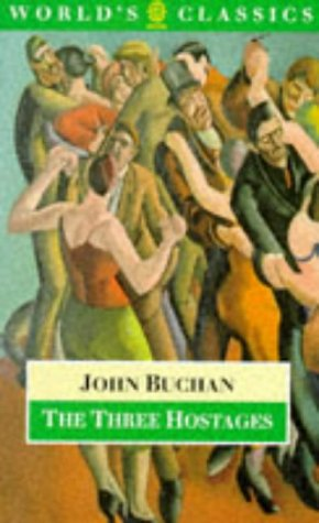 9780192824196: The Three Hostages (The World's Classics)