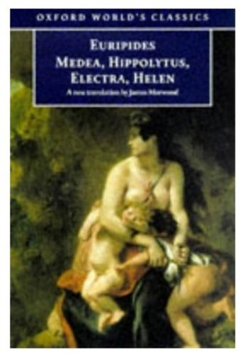 9780192824424: Medea and Other Plays (Oxford World's Classics)