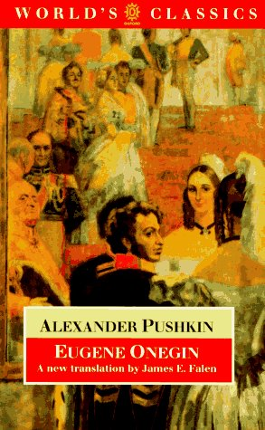 9780192824912: Eugene Onegin: A Novel in Verse (The World's Classics)