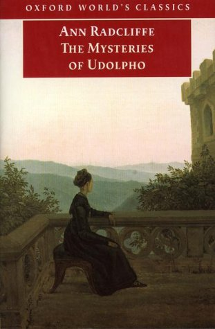 9780192825230: The Mysteries of Udolpho (Oxford World's Classics)