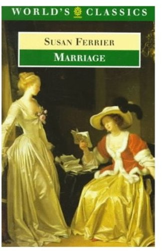 9780192825247: Marriage (The World's Classics)