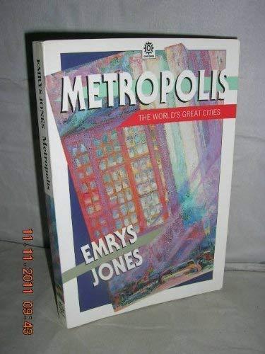 9780192825780: Metropolis (Opus Books)