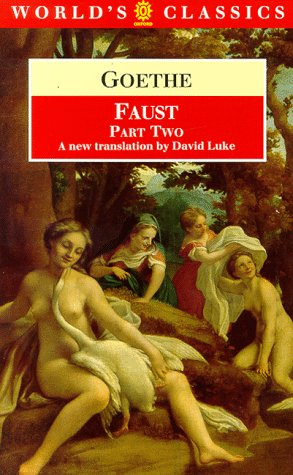 9780192826169: Faust: Part Two (The World's Classics) (Pt. 2)