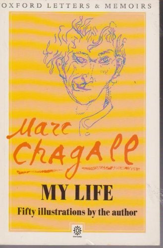 9780192826213: My Life (Oxford letters & memoirs)