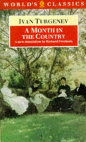 9780192826220: A Month in the Country (The World's Classics)