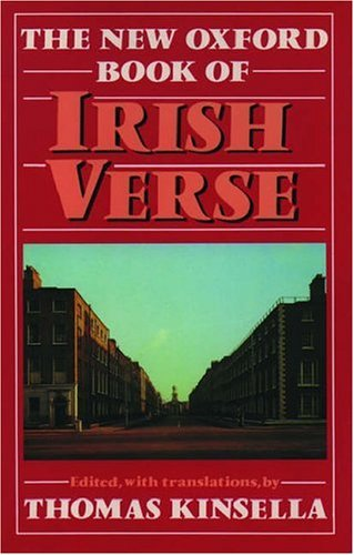 9780192826435: The New Oxford Book of Irish Verse (Oxford Books of Verse)