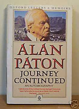 9780192826848: JOURNEY CONTINUED: AN AUTOBIOGRAPHY (LETTERS & MEMOIRS)