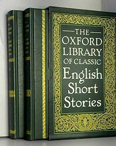 9780192826909: The Oxford Library of Classic English Short Stories