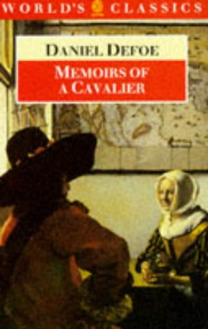 9780192827104: Memoirs of a Cavalier (The World's Classics)
