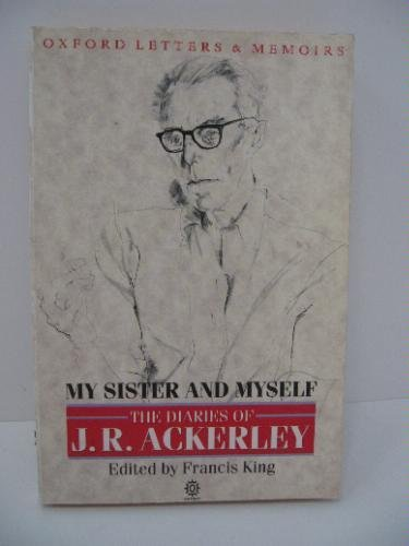 9780192827326: My Sister and Myself: Diaries (Oxford letters & memoirs)