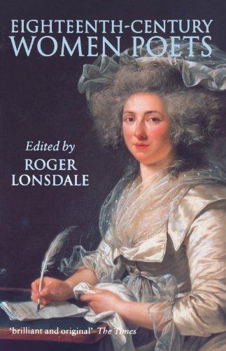 9780192827753: Eighteenth Century Women Poets: An Oxford Anthology