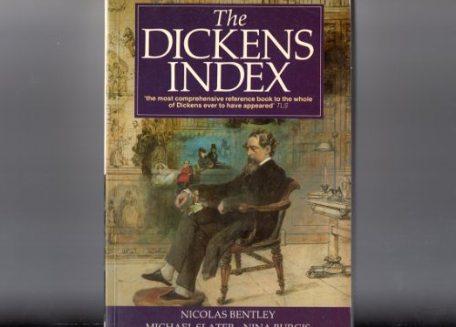 9780192827814: The Dickens Index