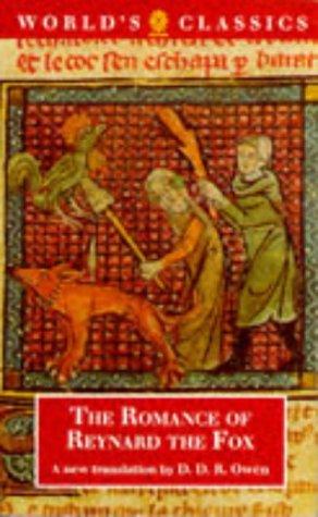 9780192828019: The Romance of Reynard the Fox (The World's Classics)
