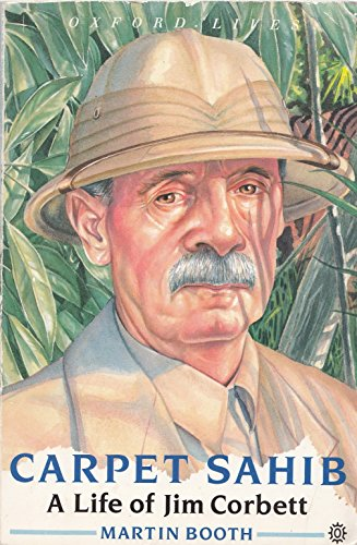 9780192828590: Carpet Sahib: A Life of Jim Corbett