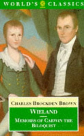 enlightenment and browns novel wieland One of the earliest american novels ever written, charles brockden brown's wieland is a deeply dark novel, at times containing scenes of such terror and violence that i themes: supernatural, influence of enlightenment by equating education with virtue/goodness, emphasis on reason, faith vs reason.