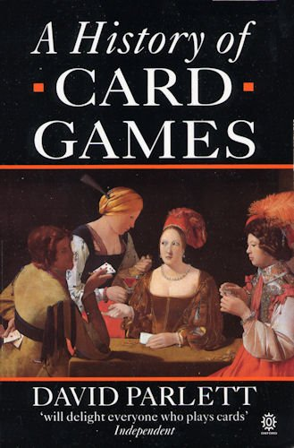 9780192829054: A History of Card Games