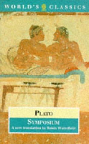 9780192829085: Symposium (The World's Classics)