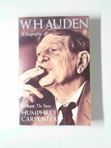 9780192829153: W.H.Auden: A Biography