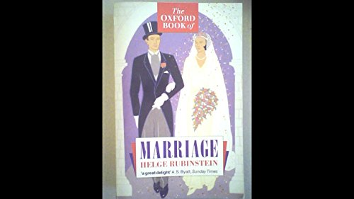 The Oxford Book of Marriage: Helge Rubenstein (ed.)