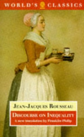 Discourse on the Origin of Inequality (World's: Rousseau, Jean-Jacques
