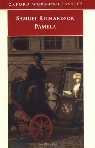 9780192829603: Pamela: Or Virtue Rewarded (Oxford World's Classics)