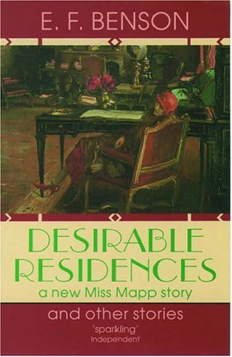 9780192829771: Desirable Residences and Other Stories