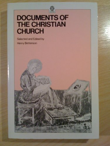 9780192830067: Documents of the Christian Church (Oxford Paperbacks)