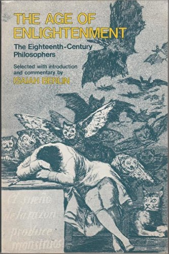 9780192830203: The Age of Enlightenment: The Eighteenth-century Philosophers (Opus Books)