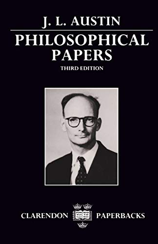 9780192830210: Philosophical Papers (Clarendon Paperbacks)