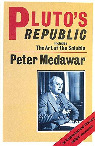 9780192830395: Pluto's Republic (Oxford Paperbacks)