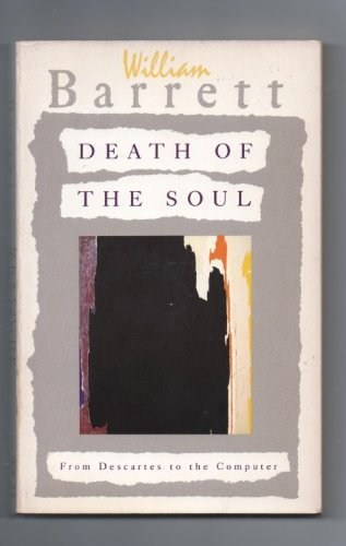 9780192830593: Death of the Soul: From Descartes to the Computer