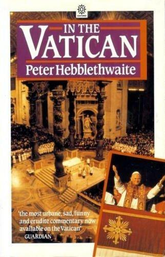 9780192830630: In the Vatican