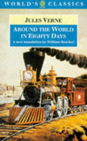 9780192830937: Around the World in Eighty Days: The Extraordinary Journeys