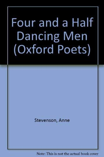 9780192831644: Four and a Half Dancing Men (Oxford Poets)