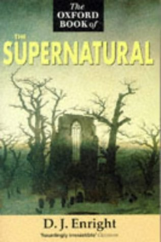 9780192832030: The Oxford Book of the Supernatural