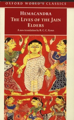 9780192832276: The Lives of the Jain Elders (Oxford World's Classics)