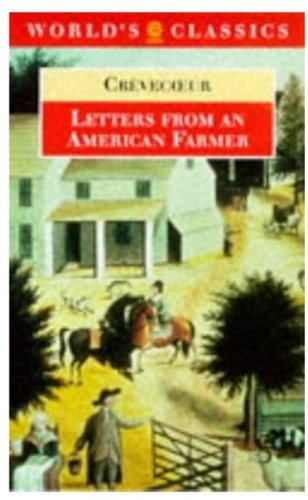 an analysis of letter 9 in letters from an american farmer by st john de crevecoeur An analysis of letters from an american farmer by j hector st more essays like this: j hector st john de crevecoeur, american farmer, letters from american farmer.