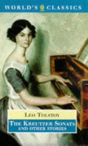"""9780192832351: """"The Kreutzer Sonata (World's Classics)"""