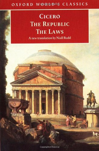 9780192832368: The Republic and The Laws (Oxford World's Classics)