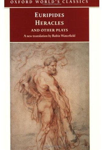 9780192832597: Heracles and Other Plays (Oxford World's Classics)